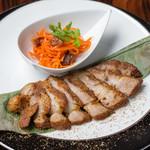 一粋 - 米沢豚のタンドリーポーク