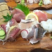 鯛納屋 - 定番!一番人気の刺身定食2800円(税抜)