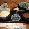 庄和丸 - 料理写真:マグロカツ定食