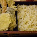 かんだうどん - うどん・天ぷらUP_2010-10-06
