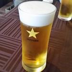 風凜 - ドリンク写真:風凜 乾杯のビール