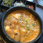 韓国家庭料理 だひゃん - デンヂャンチゲ(味噌チゲ)