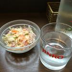 韓国家庭料理 だひゃん - サラダ