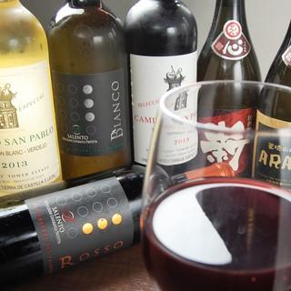 ◆老若男女楽しめるお酒も各種取り揃えております♪