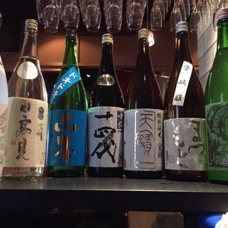 2018年夏の日本酒!