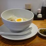 麺屋のっぽ - 牛こつラーメン