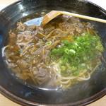 飩兵衛 - 料理写真:肉うどん