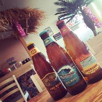Hanauma Dining Bar - Hawaiiコナビール