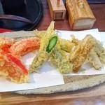 慶 - 野菜天婦羅