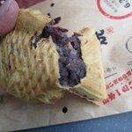 日本一たい焼き - 餡子は北海道産の厳選された小豆にこだわり、小豆と砂糖のみで作ってありますよ。