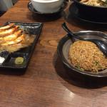 神虎 - 麺's set