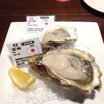 53161693 - 生牡蠣2種