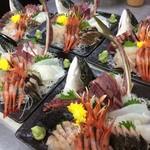越中鮮魚居酒屋 かざくら - 宴会名物『お刺身プラン』