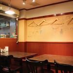 陳家私菜 赤坂一号店 湧の台所 - 内装