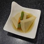かいたにや酒店 - 高野豆腐150円