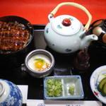 港キリン - 料理写真:人気の『ひつまぶし』