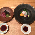 日本料理 e. -
