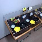 水産食堂 - 実物のメニュー