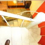 セブンカフェ - 螺旋階段