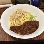 爽爽 - 肉味噌あんかけ麺