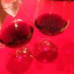 アブラッチオ - 赤ワイン