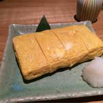 蕎麦あさ田 - 出汁巻
