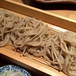 蕎麦あさ田 - 〆のせいろ