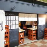 伏見立呑 おお島 - 2016.07 地下鉄伏見駅東改札直結、伏見地下街の中にあります。