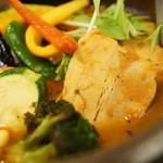 Rojiura Curry SAMURAI. - ニク