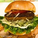 リヨン ソレイユ - 2016 塩ダレ特製ハンバーガー