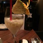 フィナンシェ - ゴールデンパインとオーガニックココナッツミルクのピニャコラーダ