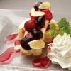 【GOTTOオリジナル】berryミックスのレアチーズケーキ