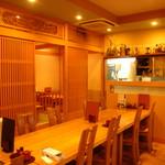 づけ丼屋 桜勘 - テーブル席