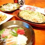 居酒屋たぬ吉 - 料理写真: