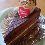 ふじや菓子舗 - 料理写真:チョコレートケーキ