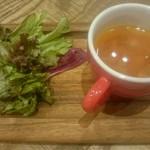 53179027 - サラダ&スープ