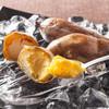 芋花恋 - 料理写真:夏はアイスで!冷たい天然スイーツ、人気の種子島産安納芋の「冷やし焼き芋」Sサイズ1個 180円