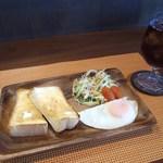 PADMA - 料理写真:モーニング 500円