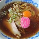 どんぐり食堂 - 料理写真:どんぐりラーメンだよ! 550円だよ!