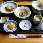 ふじ鮨 - 料理写真:特別ランチ「海の幸コース」(1,880円)