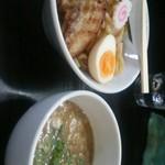 自家製麺 5102 - つけ麺880円