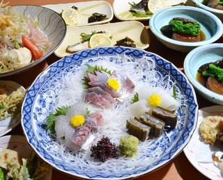 食楽魚一 - 店長おすすめ宴会コース