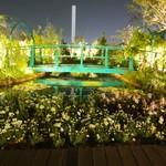 イケブクロ ラ・ベットラ・ダ・オチアイ - 西武池袋の屋上庭園