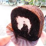 ルリジューズ - ココアロールケーキ