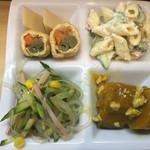 にしの - 惣菜4種盛り