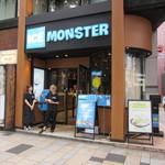 ICE MONSTER - 店頭入口