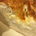 ハートブレッドアンティーク - のび~るとろりんチーズフランス(529円)