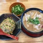 うま屋 - 料理写真:チャーハンセット 税込880円