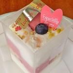 マルツォ - デザートのカップケーキはケーキ屋さんからの購入品?もちろん美味いのだが。 (^^ゞ