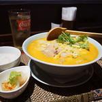 タイレストラン Smile Thailand - スキ・ナムタレーのセット